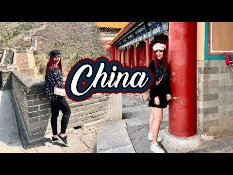🇨🇳BEIJING, China | The Great Wall, Shopping,  Forbidden City, Panda Zoo, Shopping, etc | TRAVEL VLOG