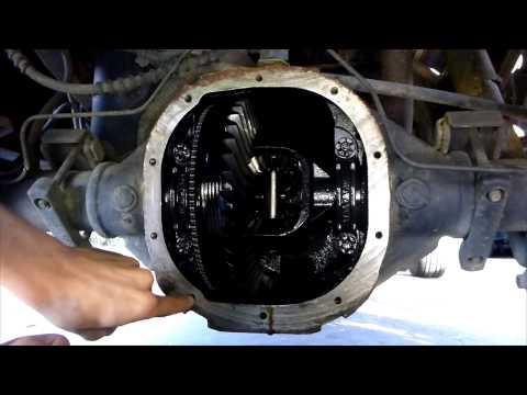 How to Change Rear Differential Fluid (Summary, Quick Version)