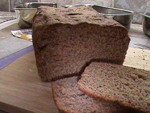 Sweet Brown Bread