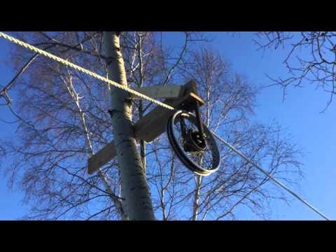 Backyard (Cabin) Tow Rope