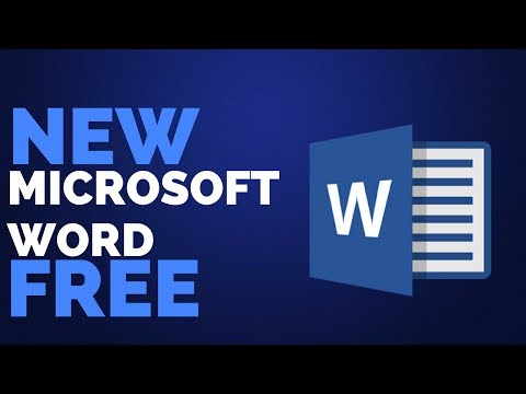 *NEW* How to get Microsoft Word FREE (2017)