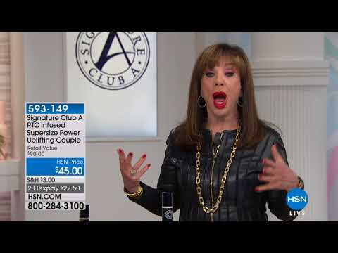 HSN | Signature Club A By Adrienne Beauty 04.24.2018 - 02 PM