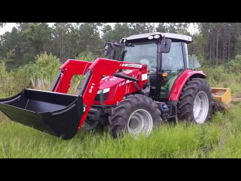 Massey Ferguson 5611 unofficial  commercial