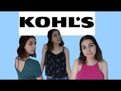 Kohl's Clothing Haul!
