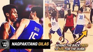 Dakdakan ang Nangyari sa Doha   Gilas Youth, NAGPASIKLAB sa kanilang Tuneup Game   FIBA U19 WC