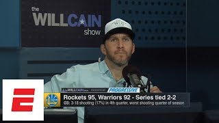 Will Cain: Kevin Durant