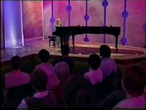 Victoria Wood  - The Ballad of Barry and Freda (Let's Do It) LIVE with lyrics.