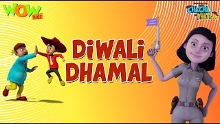 Diwali Dhamal - Chacha Bhatija - Wowkidz - 3D Animation Cartoon for Kids