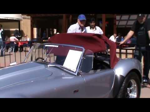 Cobra Kit Car Soft Top