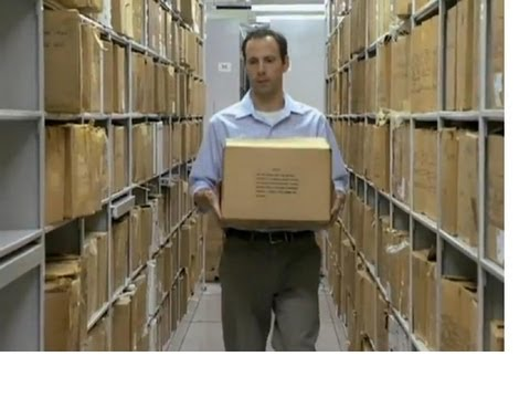 Electronic Records Archives in Action