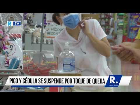Pico y cédula en Córdoba se suspende por toque de queda en puente festivo