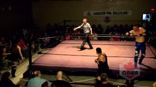 Fantastic Pro Wrestling, Bout 16,  Part 3