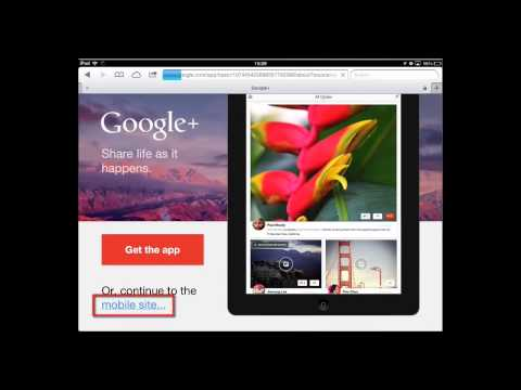 How to Change Youtube Profile Picture on iPad and iPhone