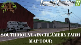 SOUTH MOUNTAIN CREAMERY FARM BLACKSHEEP MODDING - FARMING SIMULATOR