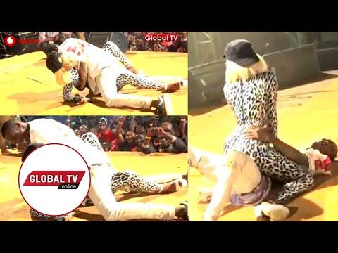 Xxx Mp4 KUFURU Alichokifanya Amber Lulu Hadharani Balaa 3gp Sex