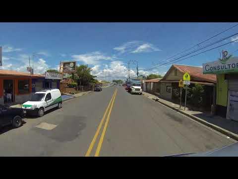 Costa Rica - Driving La Fortuna to Playa Conchal, Guanacaste