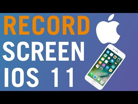 How To Record Your Iphone Screen! No Jailbreak 2018! [IOS 11]