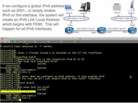IPv6-02 Lov'n the Link Local Address