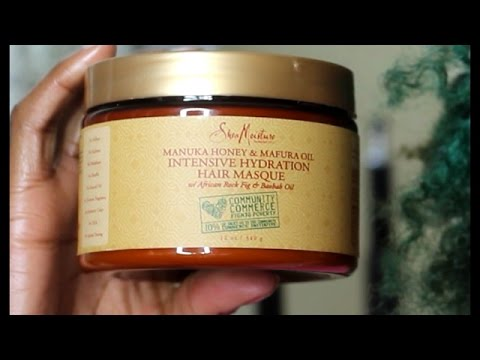Natural Hair Update #6! Deep Conditioning + Blow Drying Color Treated Natural Hair