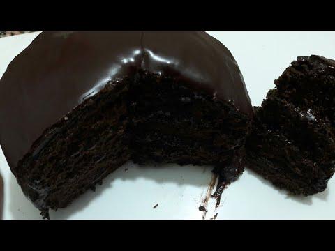 How to make Chocolate Truffle Cake   Chocolate Truffle Cake