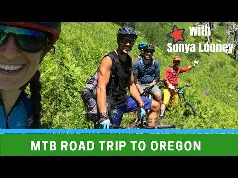 Oregon Mountain Bike Road Trip! Oakridge Trails: Bunchgrass, Heckletooth of Oregon Timber Trail
