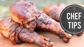 Smoked Turkey Legs Recipe Disneyland Smoked Turkey Legs