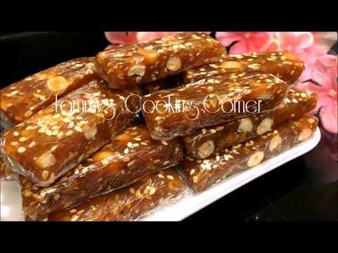 Candied Banana - Keo Chuoi