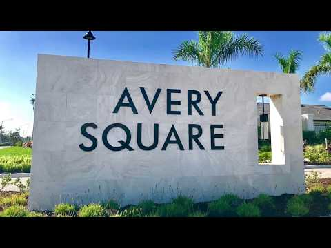Avery Square • New Construction • Naples Florida