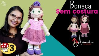 Comprar Amigurumi Boneca de Crochê Duda para Presentes ... | 180x320
