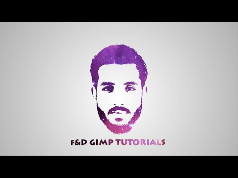 GIMP Tutorial - Galaxy Logo from Face | Photoshop Alternative | #23