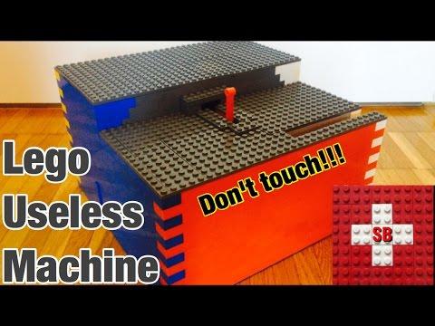Lego Useless Machine