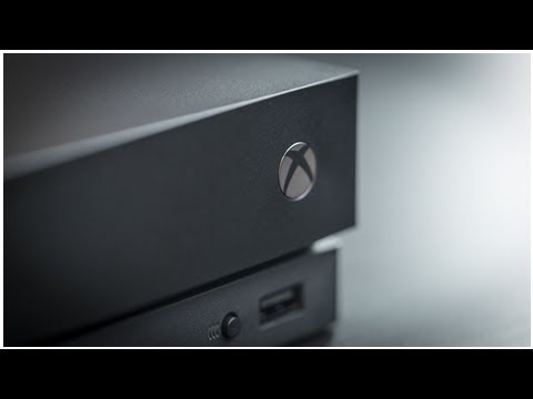 Xbox One X gets 120Hz display mode in May system update