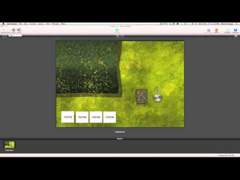 GameSalad Tutorial - Creating a Tank Game For The iPad - PREVIEW
