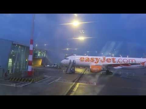 easyJet Flight EZY8877 London Gatwick to Amsterdam 4 January 2018