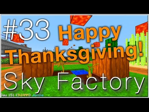 Thanksgiving Special (Sky Factory #33)