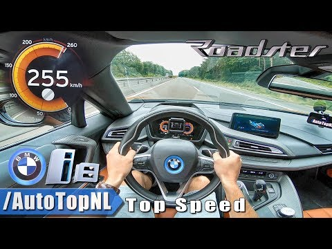 Bmw I8 Hybrid Speed Limited Acceleration Electric Video Download