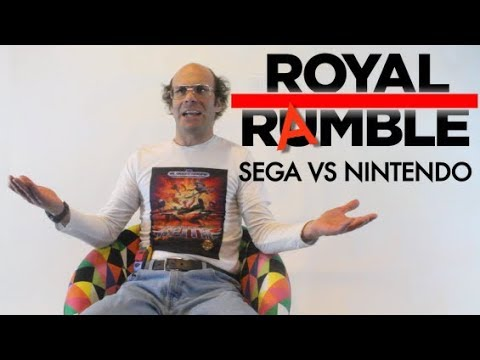 Royal Ramble - Sega VS Nintendo