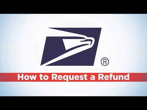 Request a USPS Refund Online (Domestic)