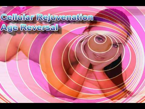 Hypnosis: Age Reversal. Cellular Rejuvenation. Look Younger.