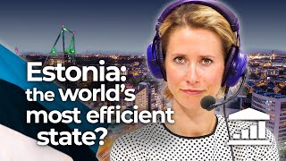 Why does ESTONIA have the most COMPETITIVE TAXES in the WORLD? - VisualPolitik EN