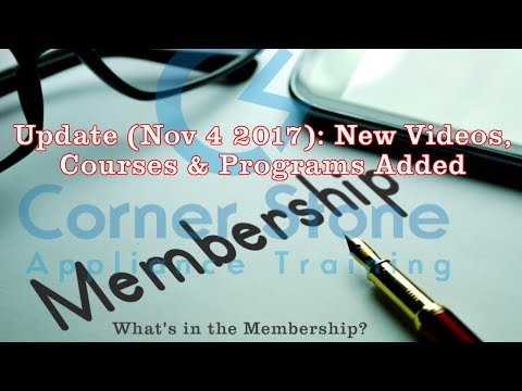 Online Appliance Training Courses & Schools | Membership Update | Self-Pace Made Simple & Easy