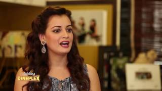 Dia Mirza on her parents, childhood and being bullied at school