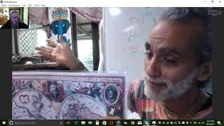John & Christ, Arjuna & Krishna: santos bonacci