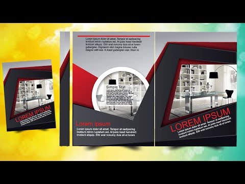 Professional Book Cover Design in Coreldraw x7 Best Tutorial by As GRAPHICS
