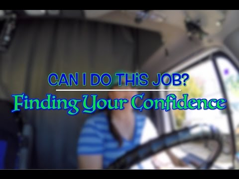 Finding Your Confidence To Drive In Expediting