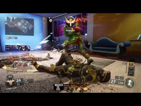 3 Motherships on Nuketown Black Ops 3