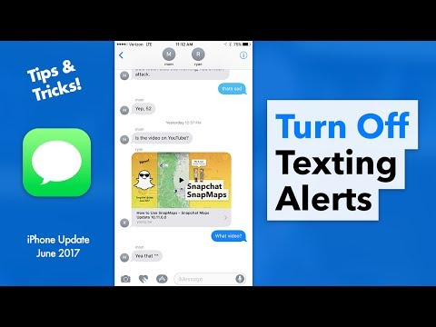 How to Turn Off Texting Notifications iPhone (Do Not Disturb)