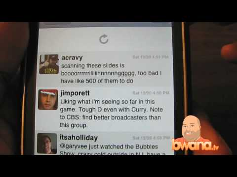 Tweetie Offers a Rich Twitter Experience On Your iPhone