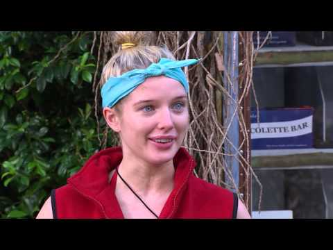 Helen Gets Into Her Winning Mental State - I'm A Celebrity Get Me Out Of Here