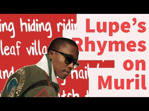 Rap Tips from Lupe Fiasco's Muril- Rhyme Schemes Analysis
